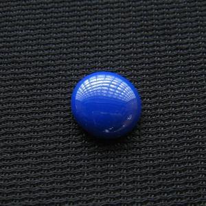 シャッター・ボタン・ぽっち 青色 凹底面 10型 000002|nandemo-glass-kan