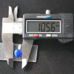 シャッター・ボタン・ぽっち 青色 凹底面 10型 000002|nandemo-glass-kan|04