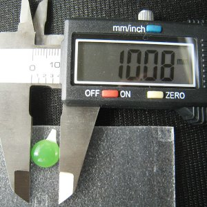 シャッター・ボタン・ぽっち 黄緑色 凹底面 10型 000003|nandemo-glass-kan|03