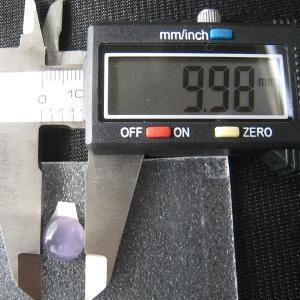 シャッター・ボタン・ぽっち 透明すみれ色 凹底面 10型 000005|nandemo-glass-kan|04