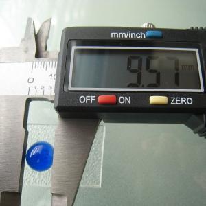 シャッター・ボタン・ぽっち 透明青色 凹底面 10型 000011|nandemo-glass-kan|03