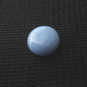 シャッター・ボタン・ぽっち 薄水色 凹底面 9型 000015|nandemo-glass-kan