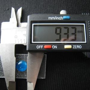 シャッター・ボタン・ぽっち 透明水色 平底面 9型 000018|nandemo-glass-kan|03