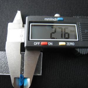 シャッター・ボタン・ぽっち 透明水色 平底面 9型 000018|nandemo-glass-kan|05