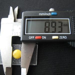 シャッター・ボタン・ぽっち 黄色 凹底面 9型 000020|nandemo-glass-kan|03
