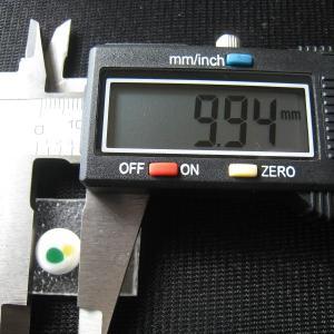 シャッター・ボタン・ぽっち 白ベース柄入 凹底面 10型 000025|nandemo-glass-kan|03