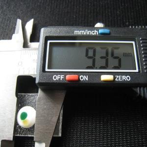 シャッター・ボタン・ぽっち 白ベース柄入 凹底面 10型 000025|nandemo-glass-kan|04