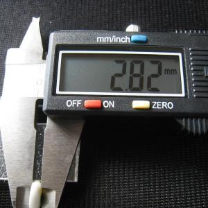 シャッター・ボタン・ぽっち 白ベース柄入 凹底面 10型 000025|nandemo-glass-kan|05