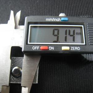 シャッター・ボタン・ぽっち メタリック黒色 凹底面 9型 000037|nandemo-glass-kan|03