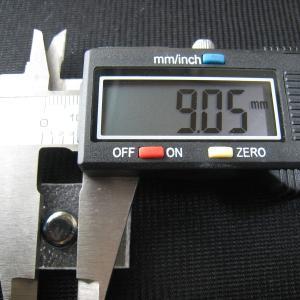 シャッター・ボタン・ぽっち メタリック黒色 凹底面 9型 000037|nandemo-glass-kan|04