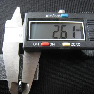 シャッター・ボタン・ぽっち メタリック黒色 凹底面 9型 000037|nandemo-glass-kan|05
