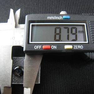 シャッター・ボタン・ぽっち メタリック黒色 凹底面 9型 000038|nandemo-glass-kan|03
