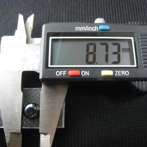 シャッター・ボタン・ぽっち メタリック黒色 平底面 9型 000039|nandemo-glass-kan|04