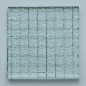 6.8mm型板ワイヤーガラス 10cm×10cm|nandemo-glass-kan