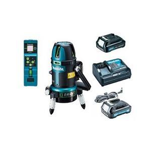 マキタの充電式屋内・屋外兼用墨出し器 SK313GDZ です。 バッテリをダイレクト装着可能。緊急時...