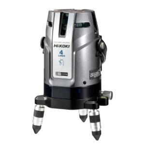 ハイコーキのレーザー墨出し器 UG 25MY2(J) です。 芯出し作業に便利な通り芯照射モデル。 ...