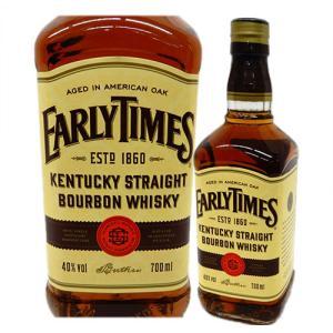 アーリータイムズ イエローラベル 700ml 40度 [正規品] Bourbon  whisky|nandemosaketen