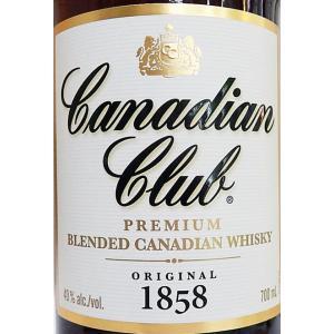 カナディアンクラブ 40度 700ml[正規品] whisky|nandemosaketen|02