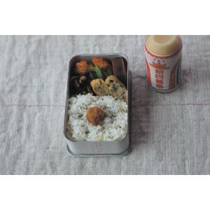 倉敷意匠計画室 mitsou(ミツ)さんのお弁当箱(あずき色まる) ほうろう|nandk-shop|04