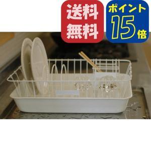倉敷意匠計画室 野田琺瑯 ほうろうトレイ 水切りかご 2点セット|nandk-shop