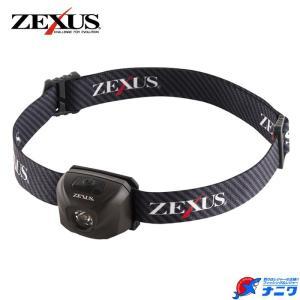 冨士灯器 ZEXUS USB充電式ヘッドライト ZX-R10 ブラック naniwa728