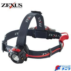冨士灯器 ZEXUS 充電式LEDヘッドライト ZX-R370 naniwa728