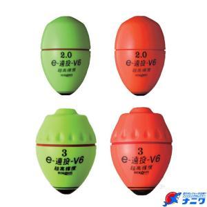 ヒロミ e-遠投 V6(中通し電気ウキ)|naniwa728