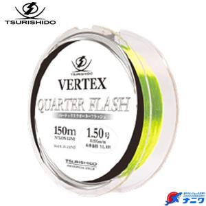 釣士道 VERTEX クォーターフラッシュ 150m|naniwa728