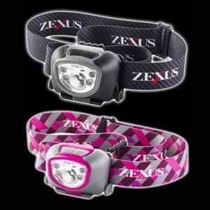 冨士灯器 ZEXUS LEDヘッドライト ZX-260 FP フューシャピンク|naniwa728