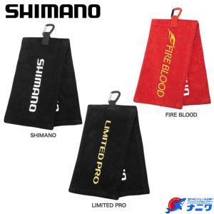 シマノ フィッシングタオル AC-060P naniwa728