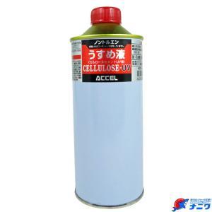 アクセル セルロースセメント専用うすめ液 400ml naniwa728