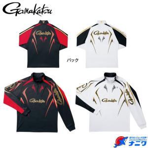 がまかつ クールサマージップシャツ GM-3505|naniwa728