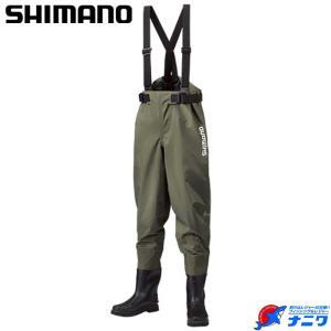 シマノ マックスデュラウェーダー(中丸ウエスト) WA-052R|naniwa728