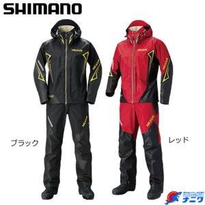シマノ ゴアテックスレインスーツEX RA-119R|naniwa728