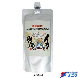 中原醤油店 イカの沖漬け醤油 700ml|naniwa728