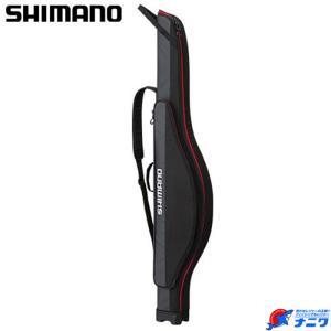 シマノ ロッドケース リールイン RC-031Q 125R ブラック|naniwa728