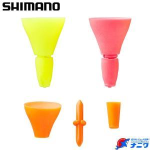シマノ ファイアブラッド ナビストッパーW ポジティブ FL-976Q アソート 3色×各2セット入|naniwa728
