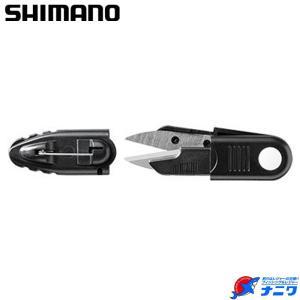 シマノ ベストハサミ CT-921R ブラック naniwa728