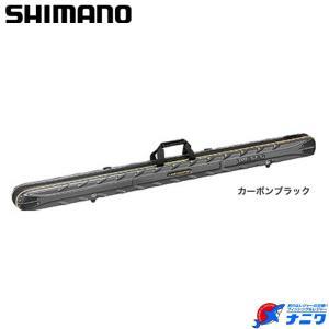 シマノ TOUGH&WASH ストレートロッドケース LIMITEDPRO BR-005S カーボンブラック|naniwa728