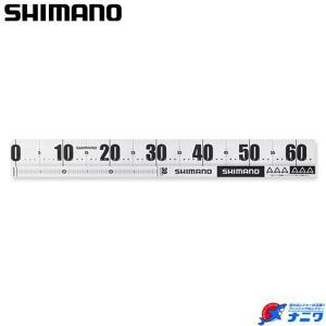 シマノ メジャーステッカー ST-422I naniwa728
