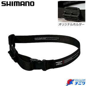 シマノ フィッシングベルト BE-111N ブラック|naniwa728