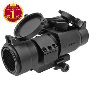 Aimpointタイプ COMP M2 ドットサイト ダットサイト キルフラッシュ付 Lowマウントモデル 20mmレイル対応|naniwabase