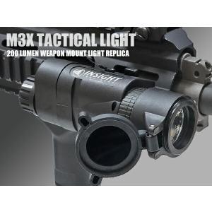 【送料無料】【ELEMENT製】INSIGHTタイプ M3X フラッシュライト / EX175 | サバゲ サバゲー サバイバルゲーム さばげー ライト LED ウエポン ウェポン|naniwabase