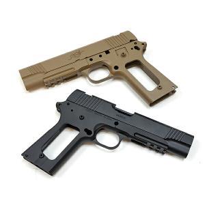 ARMY FORCE M1911 MEU アルミスライド&フレームセット ARMY-009|naniwabase