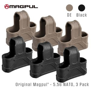 【送料無料】【実物 MAGPUL】 マグプル 5.56mm (M4系) 3個セットPack / 【実物MAGPUL(MADE IN USA)】   エアガン エアーガン naniwabase