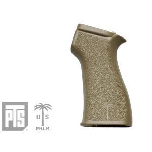 【送料無料】【PTS & US Palm】電動AKシリーズ対応 AK BATTLE GRIP | AEG AK カスタムグリップ|naniwabase