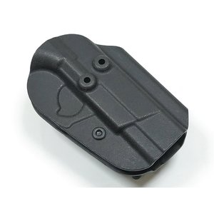 限定価格 FMA製 カイデックス オープンホルスター ベルトループ付 for 92式拳銃 TB1341-BK naniwabase