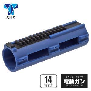 Ver2、3 メカボ共用 SHS 軽量強化ピストン 14T 金属歯 TT0031|naniwabase
