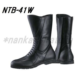 NANKAI NTB-41W ワイドツアラーブーツ ふくらはぎゆったりワイドモデル 南海部品/ナンカイ|nankai-hiratsuka