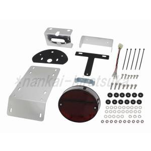 POSH Faith ZEPHER750/RS ゼファー750/RS Z2タイプフェンダーレスキット LED/ダークレッドレンズ 030090-LD/ポッシュフェイス|nankai-hiratsuka